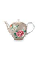 Tea Pot Small Blushing Birds Khaki 750ml
