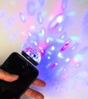 IPhone Discolicht schwarz
