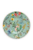 Petit Four Jolie Flowers Blue 12cm