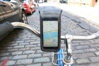 Fahrrad allwetter Handyhalter