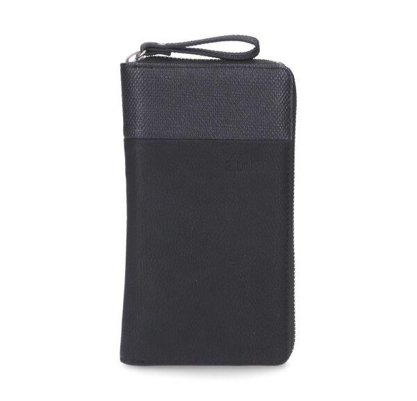 EVA Wallet EV2 nubuk-black