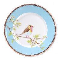 Plate Early Bird Blue 21cm