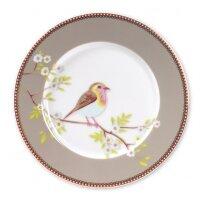 Plate Early Bird Khaki 21cm