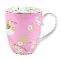 Mug Large Early Bird Pink 350ml