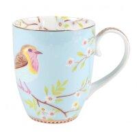 Mug Large Early Bird Blue 350ml