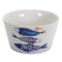 Schale Blue Fish