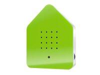 Zwitscherbox Classic green