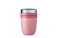 Thermo-Lunchpot Ellipse - nordic pink
