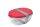 Salatbox Ellipse - nordic red