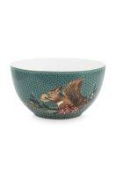 Bowl Winter Wonderland Squirrel Green 15cm