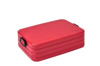 Bento Lunchbox Take a Break large - nordic red