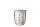 Fruitpot Ellipse - weiß