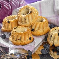 Flexiform Muffinliner Gugelhupf 6er Set Pastel Mix