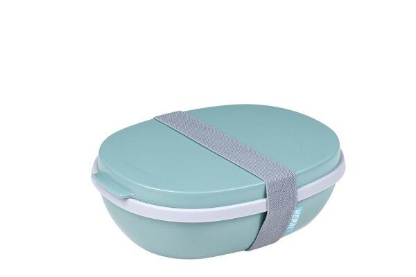 Lunchbox Ellipse Duo - nordic green