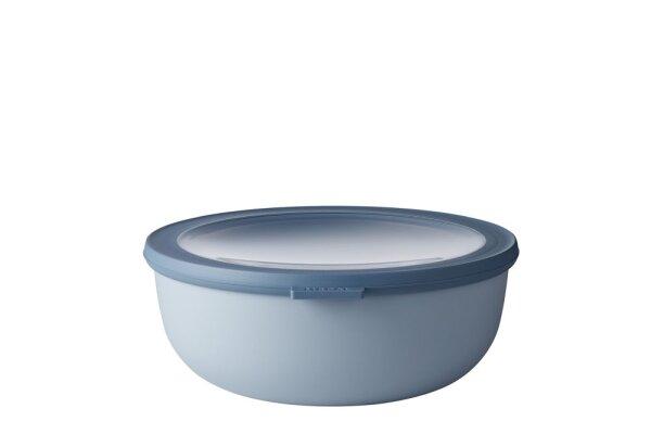 multischüssel cirqula rund 2250 ml - nordic blue