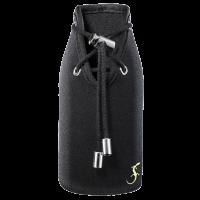 Iso-Hülle für Flasche EDS 0,35l schwarz