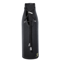 Iso-Hülle für Flasche EDS 0,75l schwarz