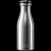 Isolier-Flasche Edelstahl 0,35l