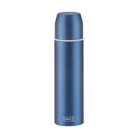 Isolier-Flasche mit Becher EDS 0,45l denim blue