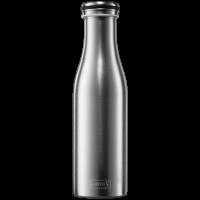 Isolier-Flasche Edelstahl 0,5l