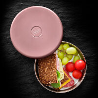 Isolier-Lunchbox 0,55l rosegold