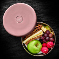 Isolier-Lunchbox 1l rosegold