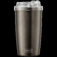 Isolier-Becher Coffee-ToGo 0,4l anthrazit