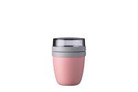 Lunchpot Ellipse mini - nordic pink