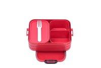 Bento Lunchbox Take a Break midi - nordic red