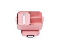 Bento Lunchbox Take a Break midi - nordic pink