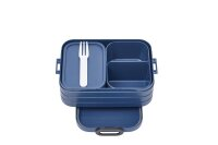 Bento Lunchbox Take a Break midi - nordic denim