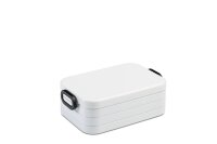 Bento Lunchbox Take a Break midi - weiß