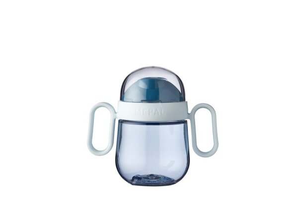 antitropf-trinklernbecher mio 200 ml - deep blue
