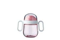 antitropf-trinklernbecher mio 200 ml - deep pink