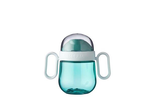 antitropf-trinklernbecher mio 200 ml - deep turquoise