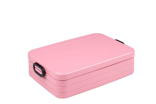 Lunchbox Take a Break large - nordic pink