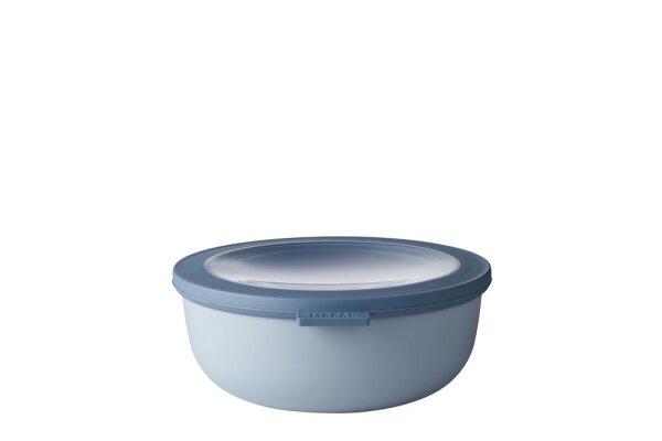 multischüssel cirqula rund 1250 ml - nordic blue