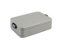 Lunchbox Take a Break large - silver