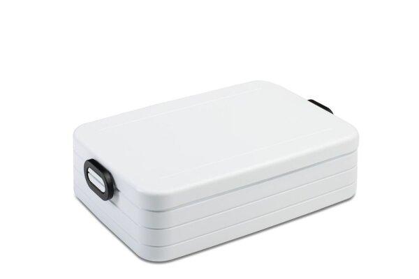Lunchbox Take a Break large - weiß